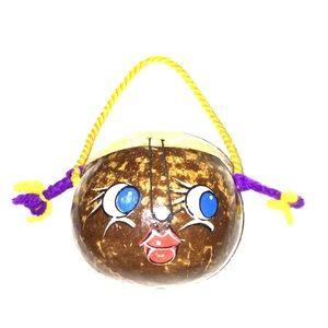 VTG coconut purse
